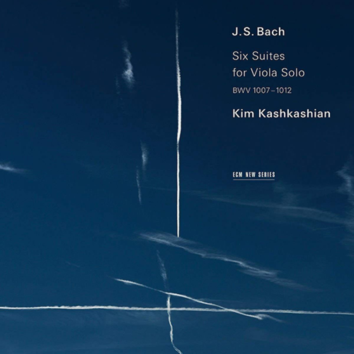 J.S. Bach - Six Suites for Viola Solo