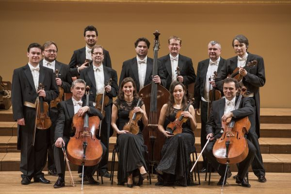 Chamber Soloists of the Czech Philharmonic Orchestra